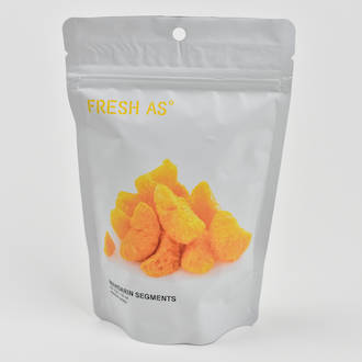 Fresh As Freeze Dried Mandarin