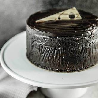 Chocolate Whiskey Cake