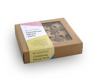 Boxed Christmas Mince Tarts - 9 Pack