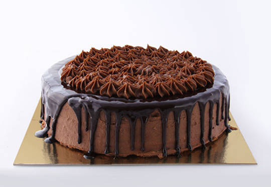 Low Gluten Ma Cherie Dark Chocolate Cake