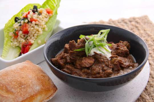 Moroccan Beef Olive Tagine