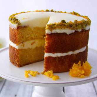Orange and Citrus Cake