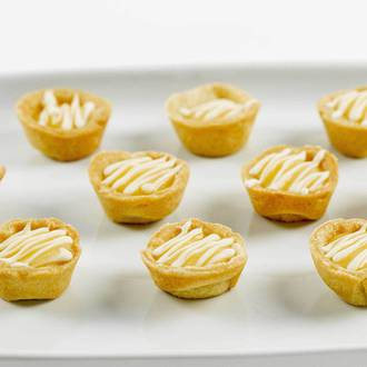 Petit Tangy Lemon Mini Tarts