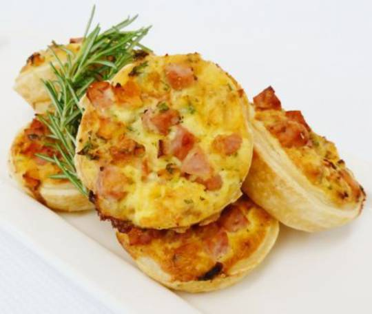 Bitesize Quiches