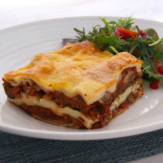 Traditional Beef Lasagne