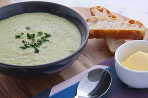 Broccoli & Bacon Soup