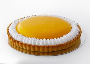 Ma Cherie Whole French Lemon Tart