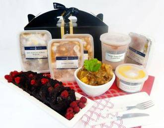 The Frozen Giftcare Hamper
