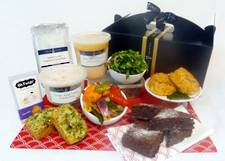 The Fresh & Frozen Vegetarian Giftcare Hamper